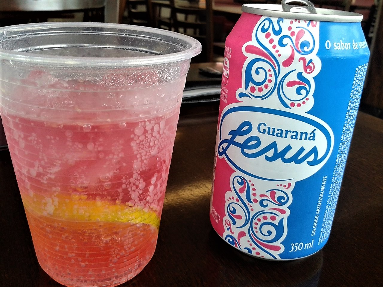 local brand brazil fizzy drink