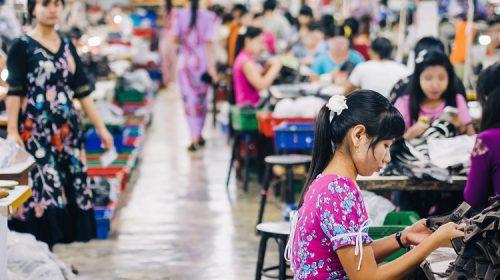 Myanmar Garments Emerging Markets