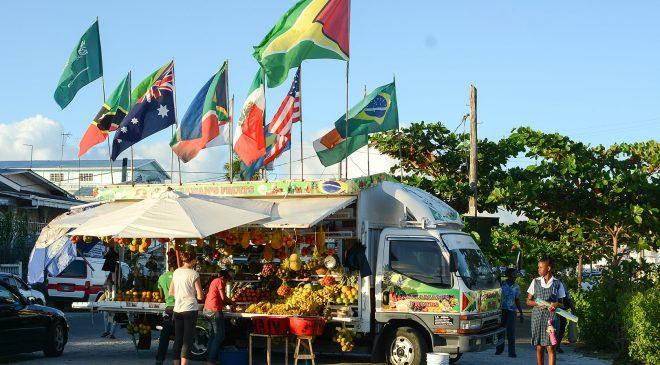 Guyana economy