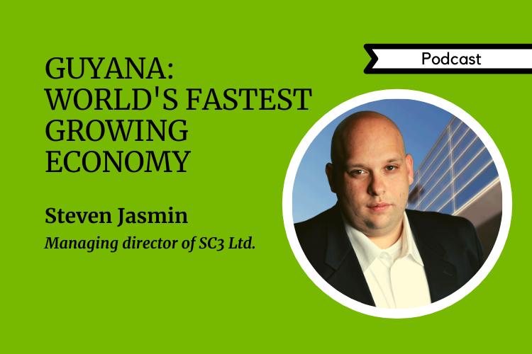 Guyana podcast